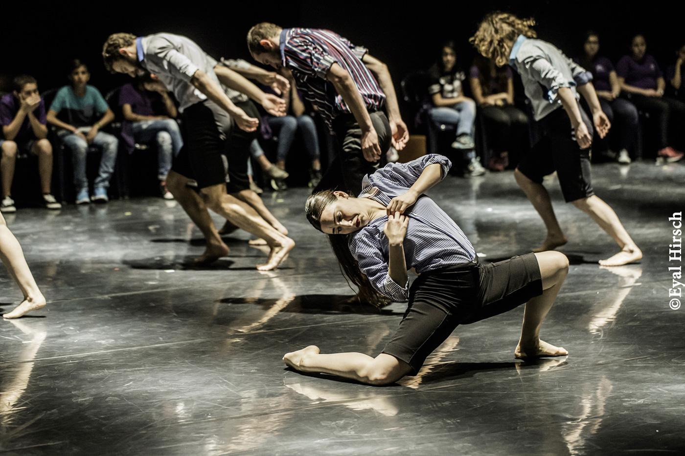360 Rami Be - Kibutz dance Company