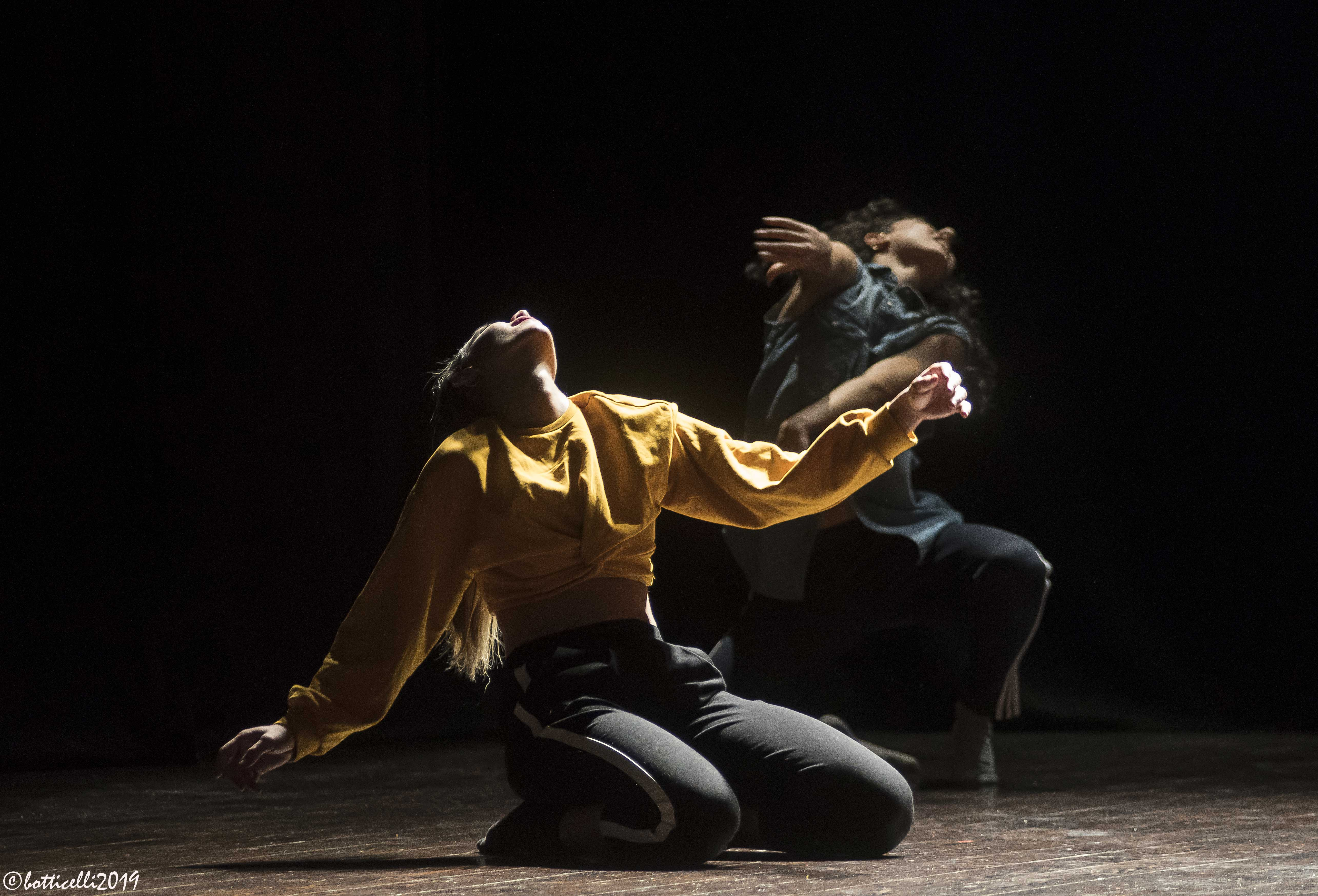 Kinesis Dance Contemporary Company - Florence Dance Festival 2019