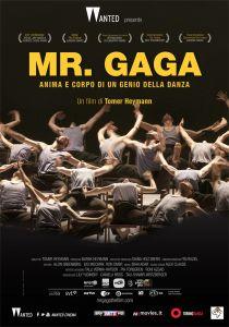 Poster Mr Gaga Mr Gaga - Tomer Heymann - Florence Dance Festival