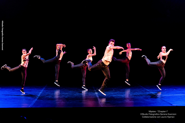 Spotlight-On-Choreography - Mystes, Irina Baldini, Arianna Benedetti