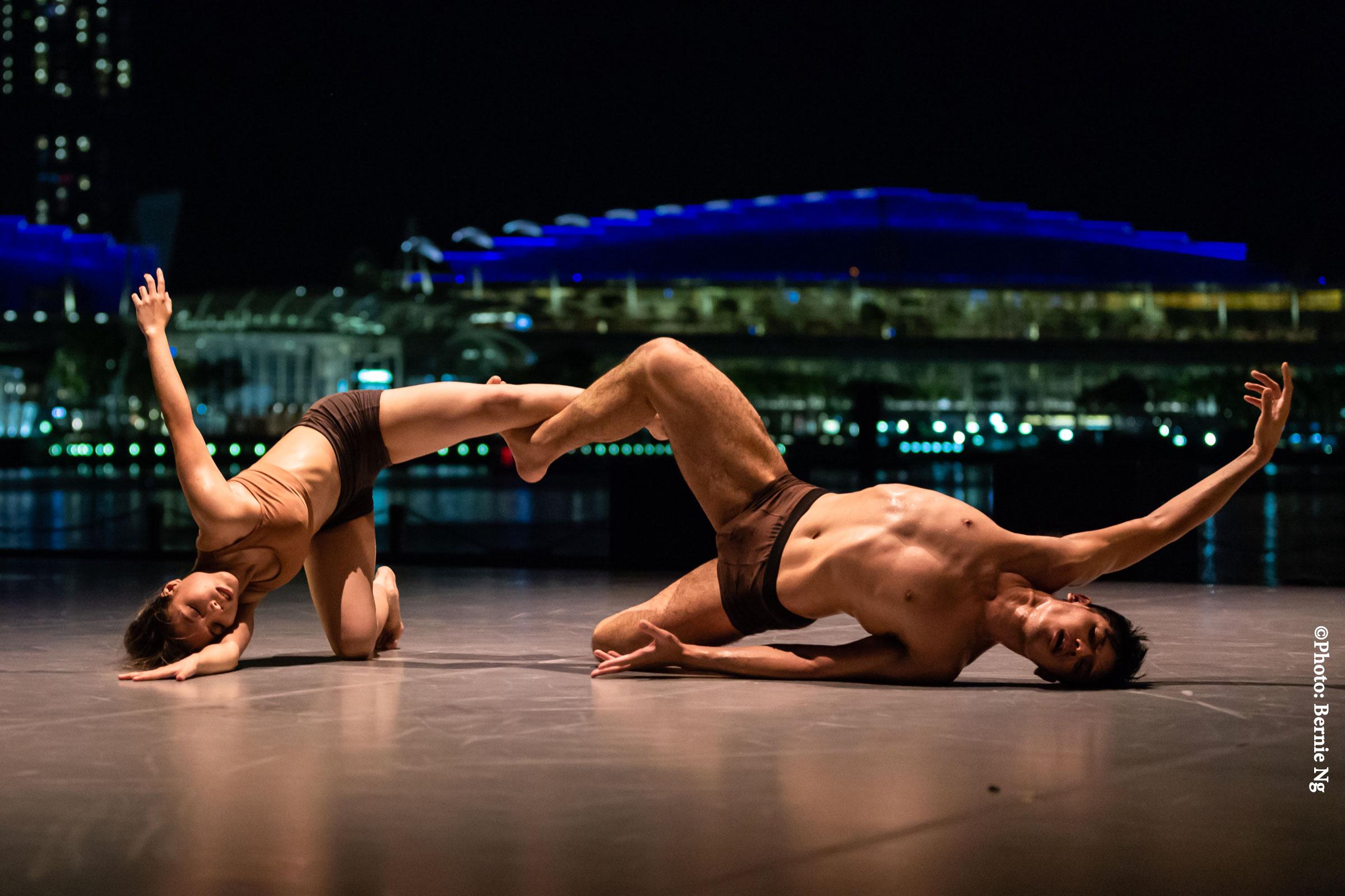 T.H.E. Company -Invisible-Habitudes - Florence Dance Festival