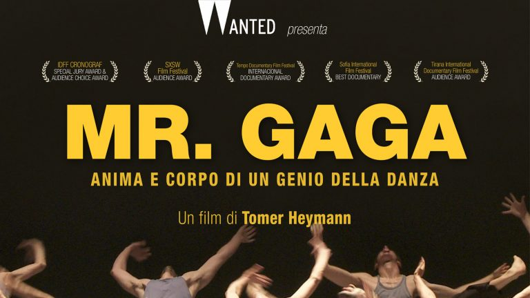 Mr Gaga Mr Gaga - Tomer Heymann - Florence Dance Festival