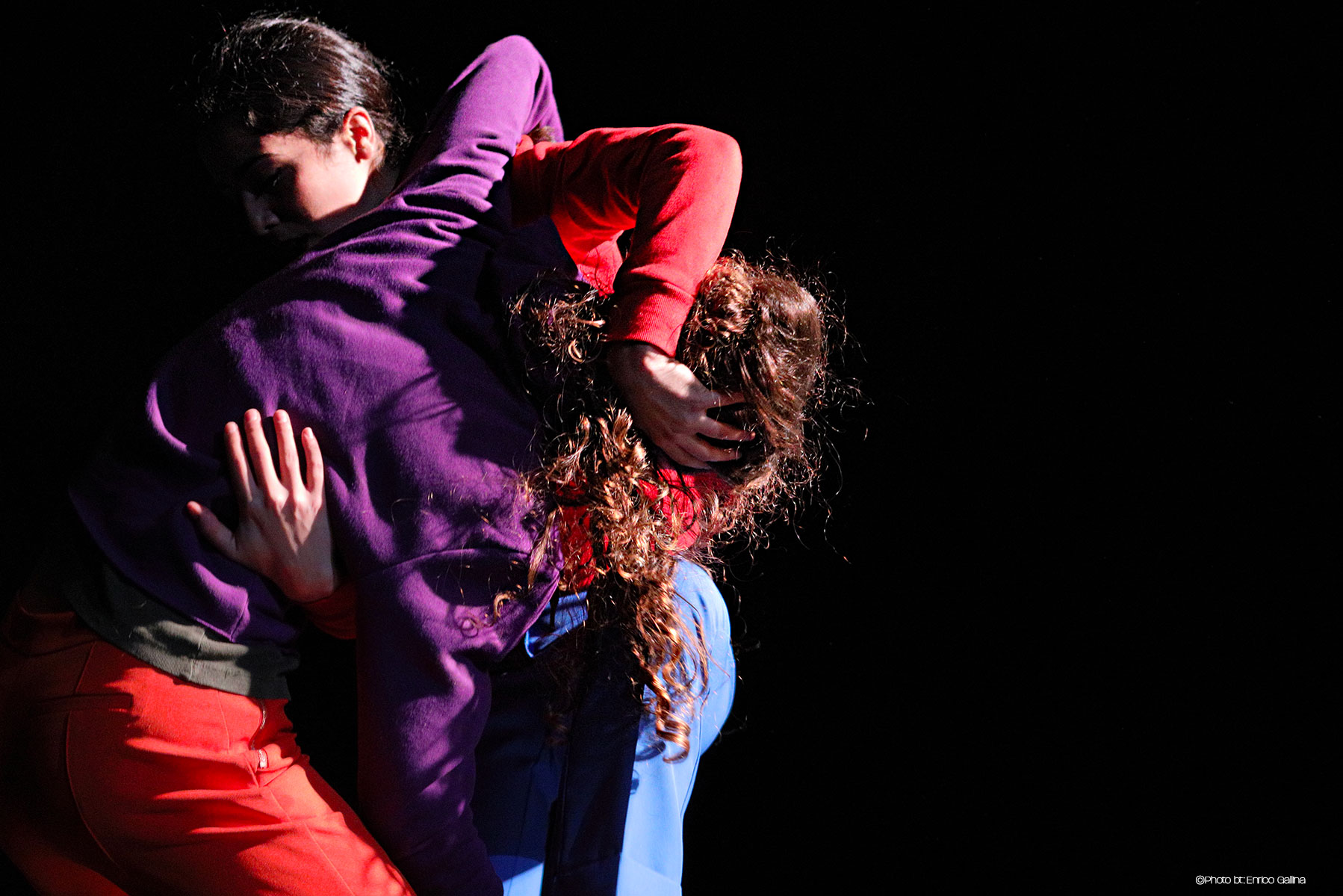 Foto Company Blu - Florence Dance Festival 2020 - Sea Rant 2