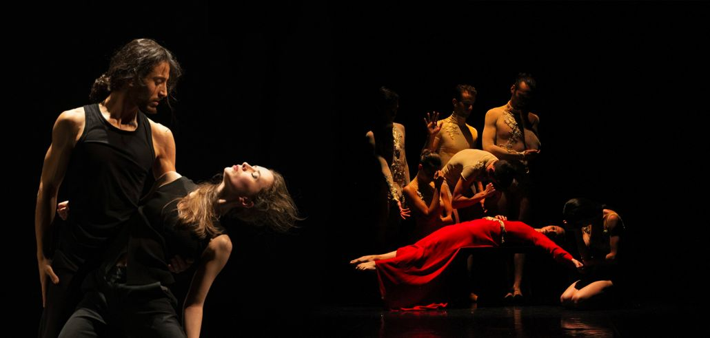 Foto LyricsDanceCompany - Florence Dance Festival 2020 - Caravaggio c