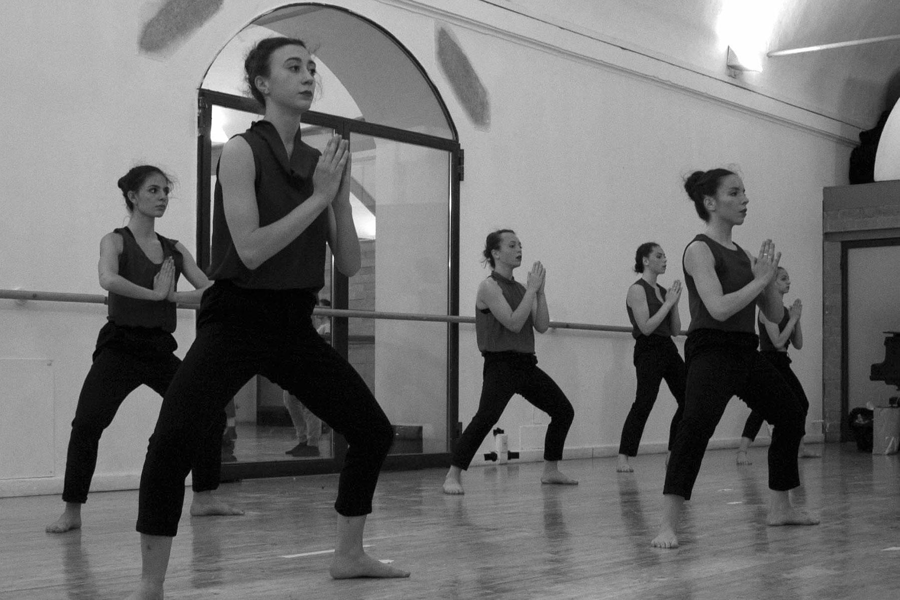Foto Preghiera - Arianna Benedetti - Florence Dance Festival 2020